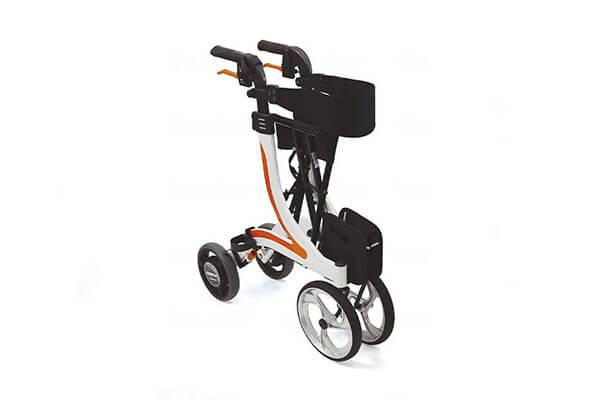 抑速ブレーキ付歩行器KW41