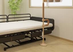 ベッドや布団での離床