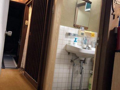 廊下・トイレの改修